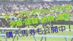 キーンランドカップ2019単勝複勝予想結果動画